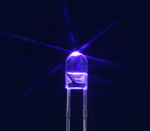 F3紫光LED灯珠台湾芯片封